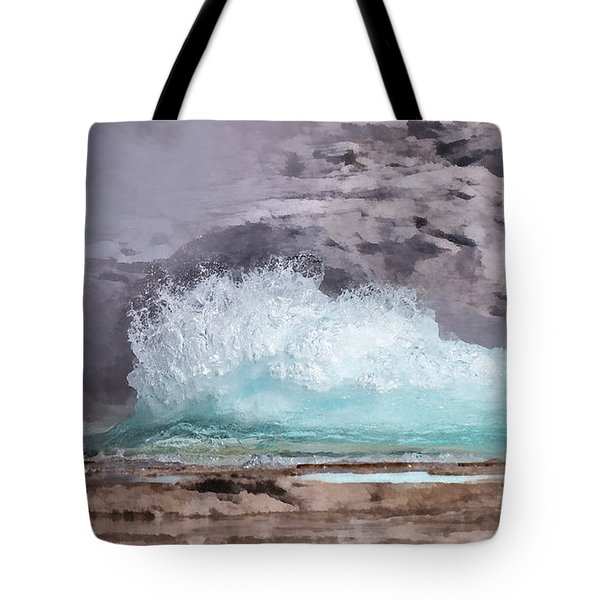 Time For Grand Tote Bag