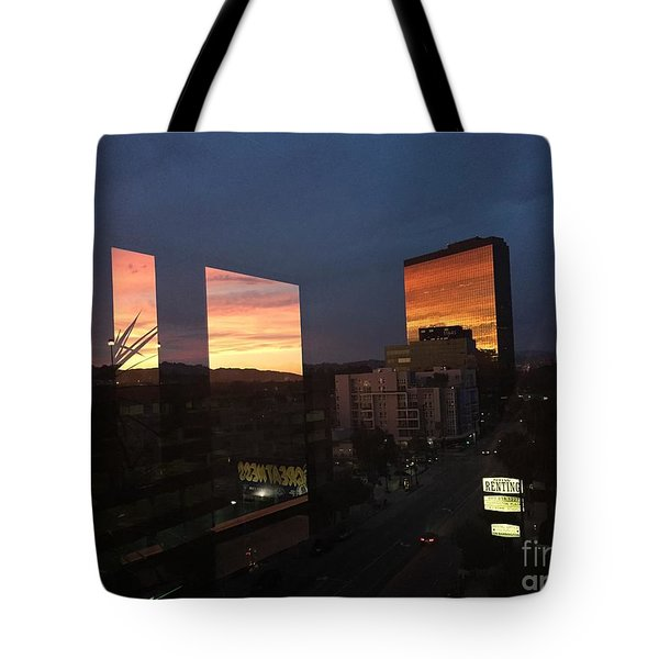 Time For Miro Tote Bag