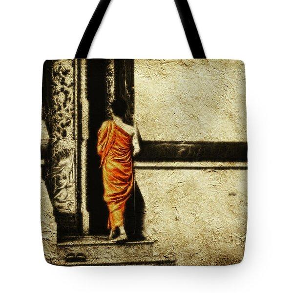 Time For Prayer Tote Bag