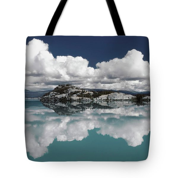 Time For Reflection Tote Bag