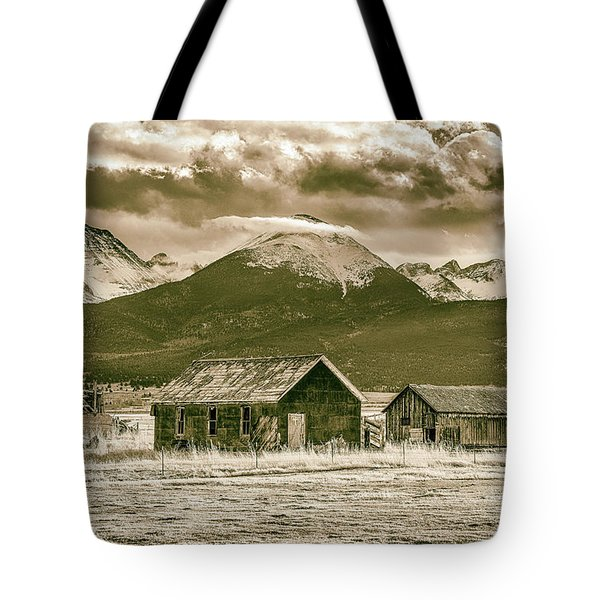 Time Forgotten Tote Bag
