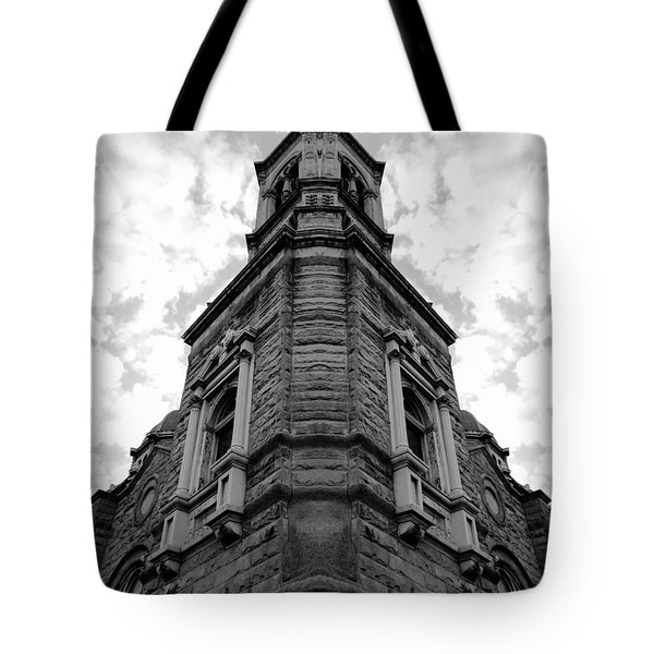 Time Four Tote Bag