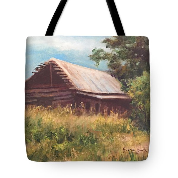 Time Gone By Tote Bag