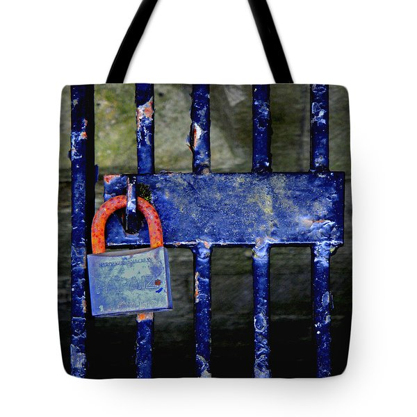 Time Hues Tote Bag