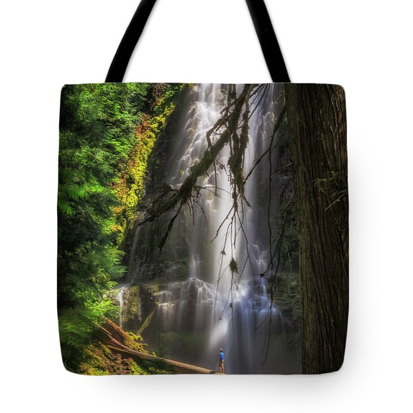 Tote Bag featuring the photograph Time Is An Illusion by Cat Connor