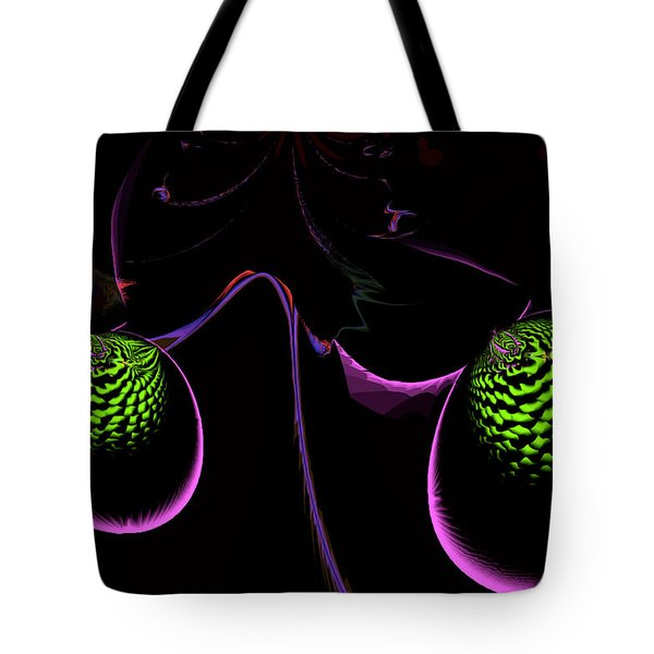 Time Lapse Tote Bag by Jim Pavelle