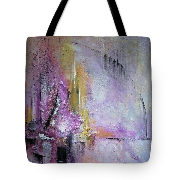Time Lapse Tote Bag