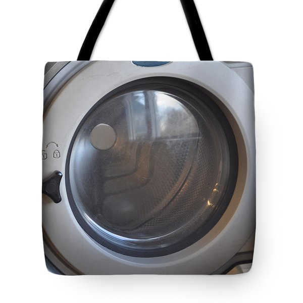 Time Machine Tote Bag by Luke Moore