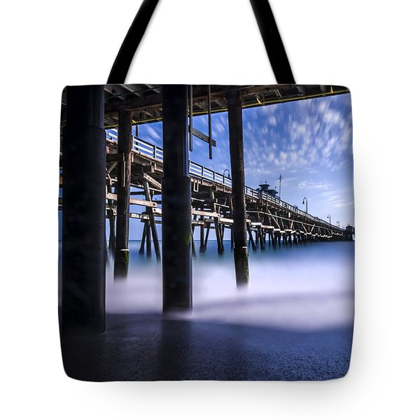 Time Machine Tote Bag by Sean Foster