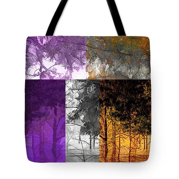 Time Of The Season Tote Bag