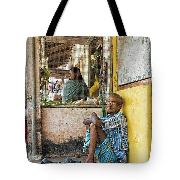 Kumarakom Tote Bag by Marion Galt