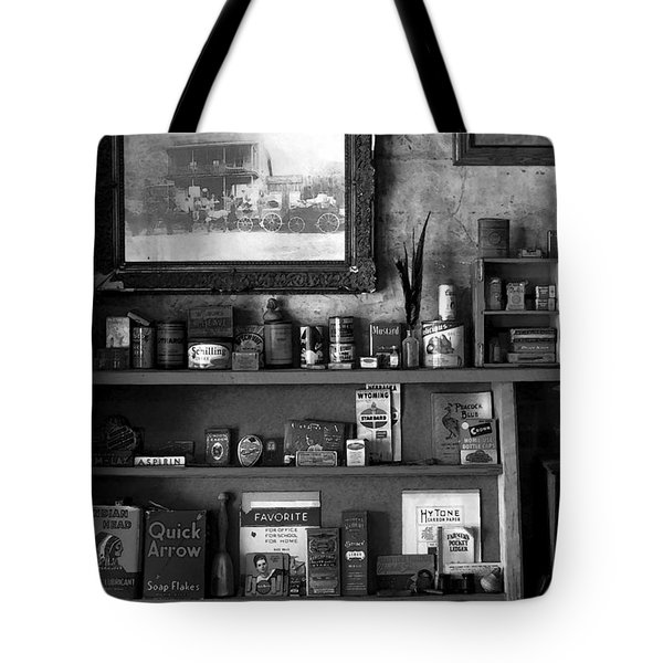 Time Standing Still Tote Bag by David Lee Thompson