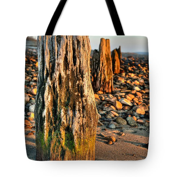 Time Stands Still Tote Bag