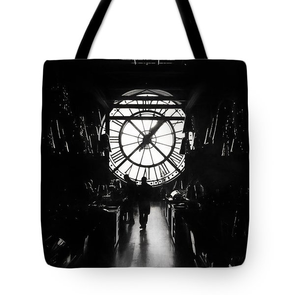 Time Stands Still Tote Bag by John Rivera