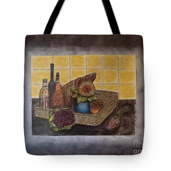 Time To Cook Tote Bag
