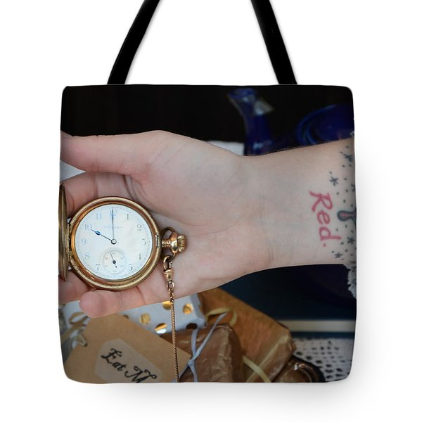 Time To Dream... Tote Bag