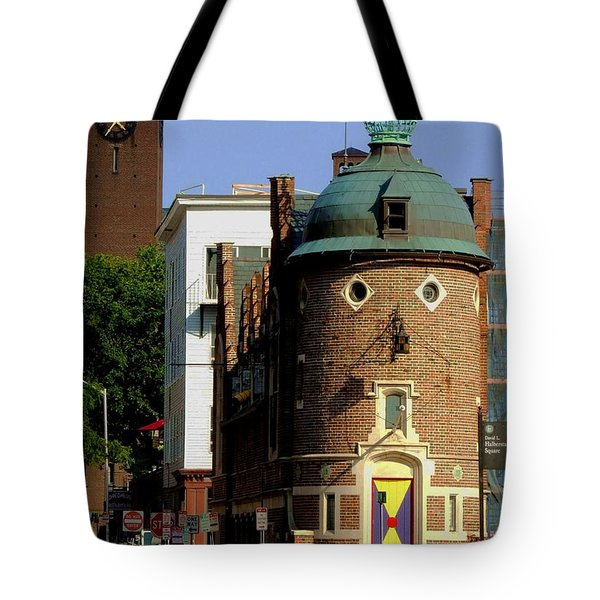 Time To Face The Harvard Lampoon Tote Bag