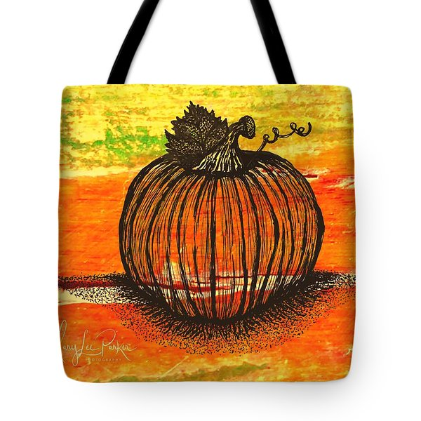 Time To Get Pumkin Tote Bag