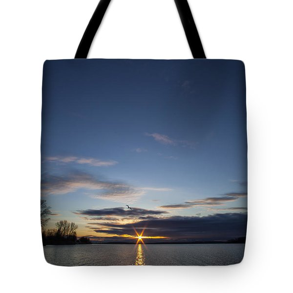 Time To Get Up Tote Bag