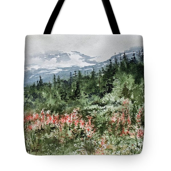 Time To Go Home Tote Bag by Monte Toon