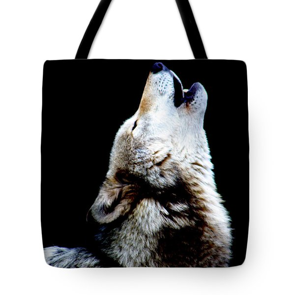 Time To Howl Tote Bag