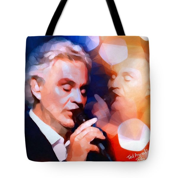 Time To Say Good Bye Tote Bag