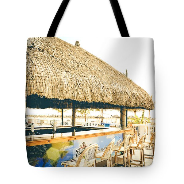 Time To Tiki Tote Bag