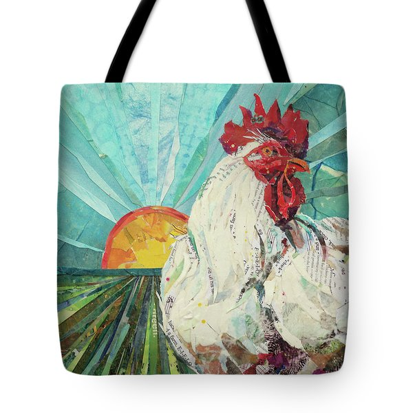 Time To Wake Up Tote Bag