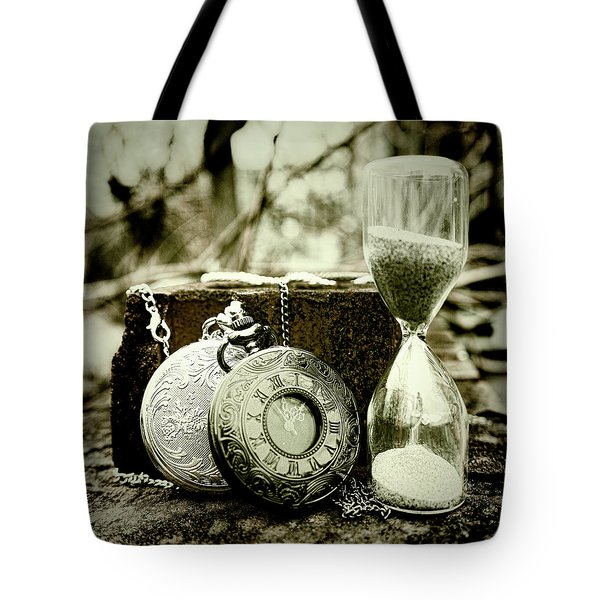Time Tools Tote Bag