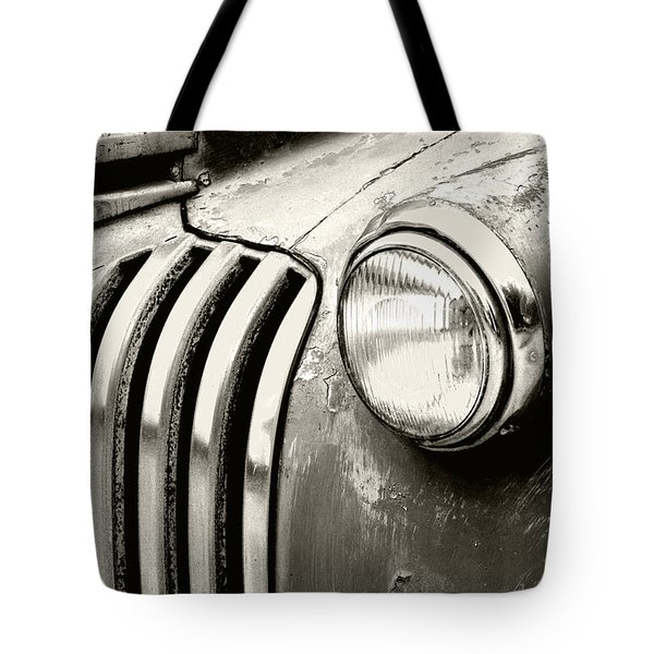 Time Traveler Tote Bag by Holly Kempe