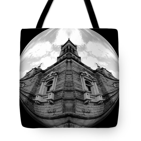 Time Two Tote Bag