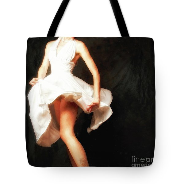Timeless  ... Tote Bag by Chuck Caramella