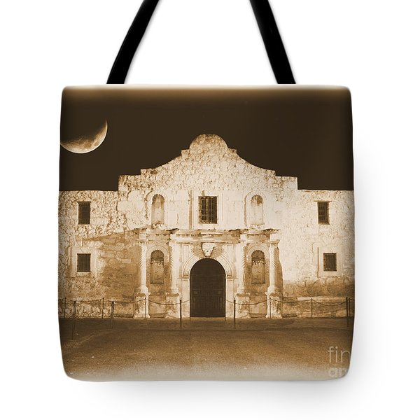 Timeless Alamo Tote Bag by Carol Groenen