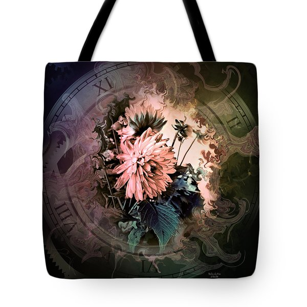 Timeless Dahlia Tote Bag