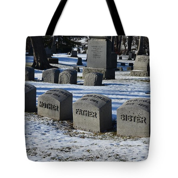 Timeless Family Tote Bag