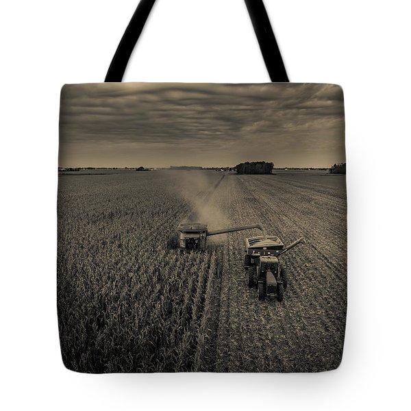 Timeless Farm Tote Bag