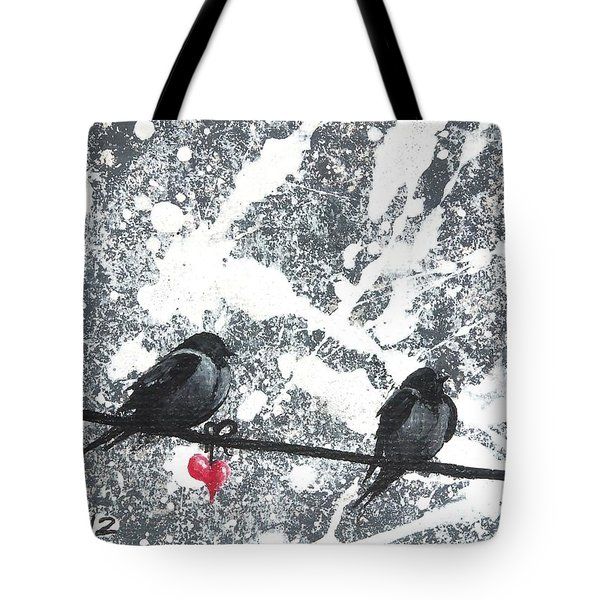 Timeless Tote Bag by Oddball Art Co by Lizzy Love