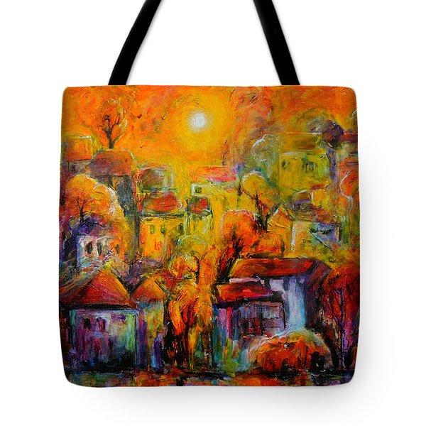 Timeless Paradise Tote Bag