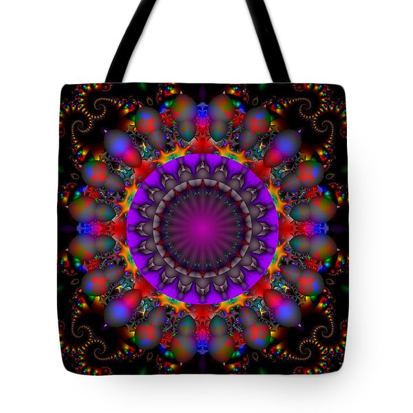Tote Bag featuring the digital art Timeless by Robert Orinski