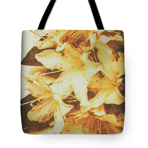 Timeless Romance Tote Bag
