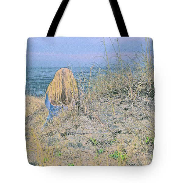 Timeless Sands Tote Bag
