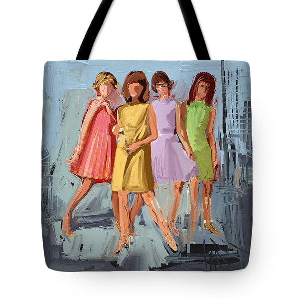 Timeless Style Tote Bag