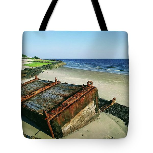 Timeless Treasure Tote Bag