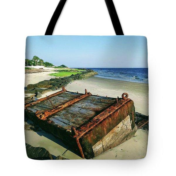 Timeless Treasure Tote Bag