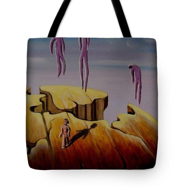Timeless Tote Bag by Ushangi Kumelashvili