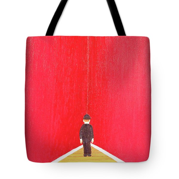 Timeout Tote Bag