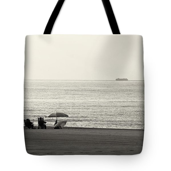 Tote Bag featuring the photograph Times Gone By by Pedro L Gili