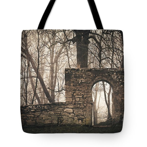 Times Past Tote Bag