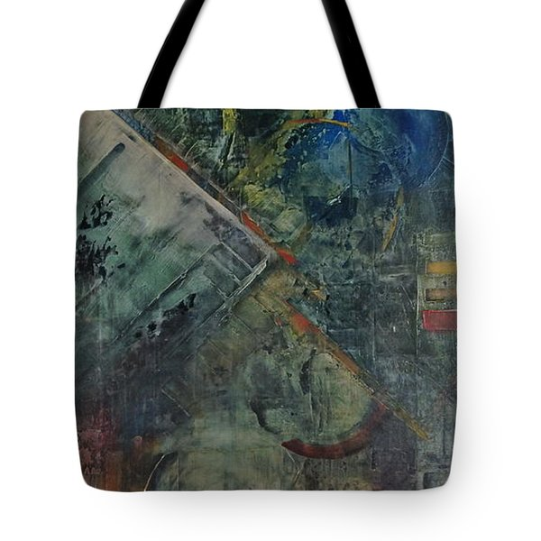 Timethief Tote Bag