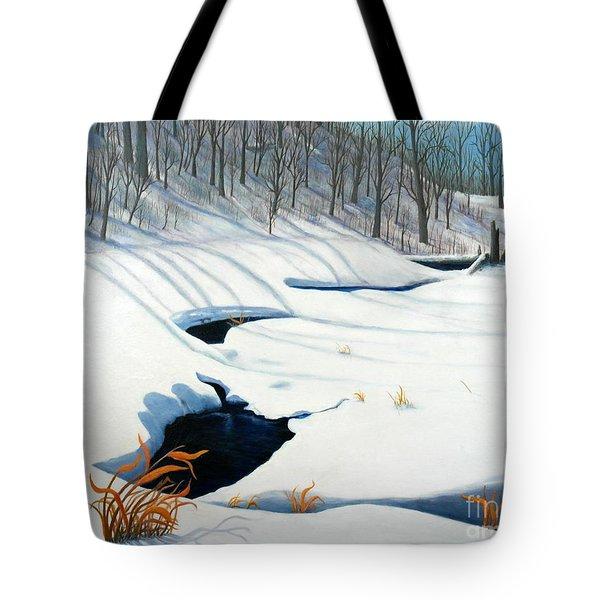 Timm Drive Ravine Tote Bag